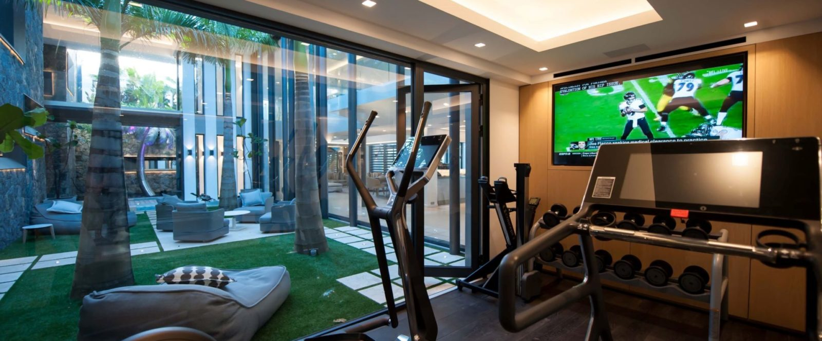 NEO - fitness-room